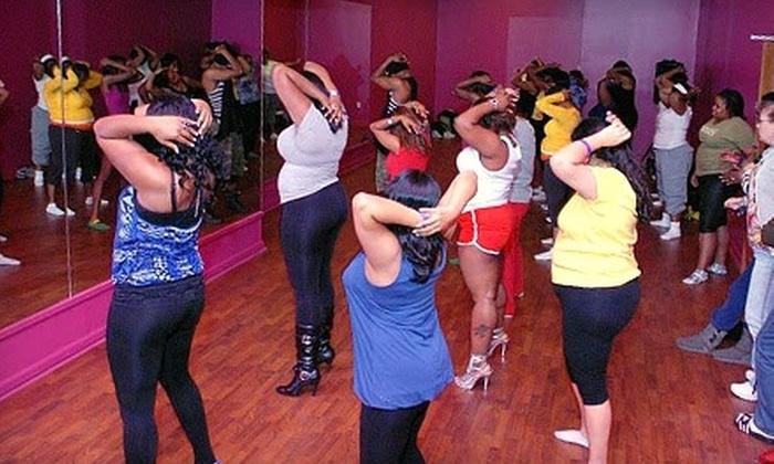 GoDiva Studio - Bloomfield: $30 for Five Fitness Dance Classes at GoDiva Studio in Bloomfield ($70 Value)
