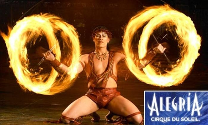 """Cirque du Soleil  - St Louis: $47 Ticket to Cirque du Soleil's """"Alegría"""" ($75 Value). Choose From Two Dates."""
