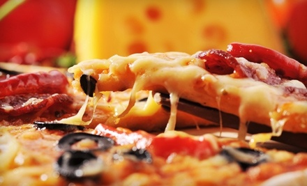 $12 Groupon to Mark Rich's N.Y. Pizza & Pasta - Mark Rich's N.Y. Pizza & Pasta in Las Vegas