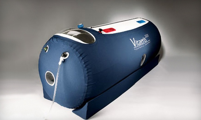 Utah Sports And Wellness - Salt Lake City: $35 for One Hour of Hyperbaric Oxygen Therapy at Utah Sports and Wellness ($100 Value)