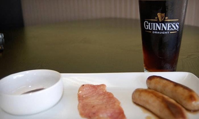 Cup O' The Irish - Ocala: Irish Fare and Coffee or Pints of Beer at Cup O' the Irish
