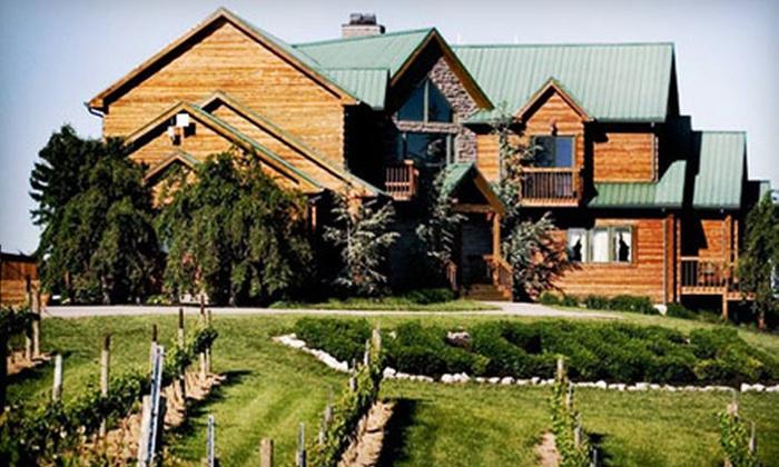 Elk Creek Vineyards - Owenton: Up to 53% Off Vineyard Vacation for Two in Owenton