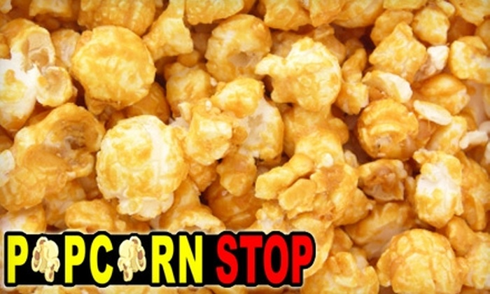 Popcorn Stop - Southeast Arlington: $10 for $20 Worth of Gourmet Popcorn at Popcorn Stop