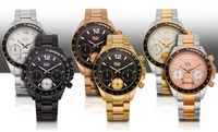 GROUPON: Wohler Men's Novalis Chronograph Collection Watches Wohler Men's Novalis Chronograph Collection Watches