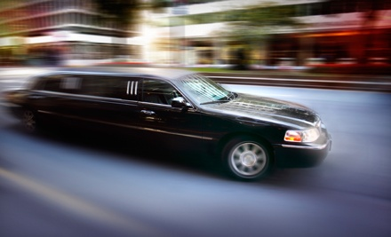 4-Hour Lincoln Town Car Stretch Limo Rental for Up to 8 Passengers (a $380 Value) - Elegance Limousine in