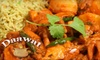 Daawat authentic east Indian cuisine - Multiple Locations: $20 for $40 Worth of East Indian Cuisine and Drinks at Daawat