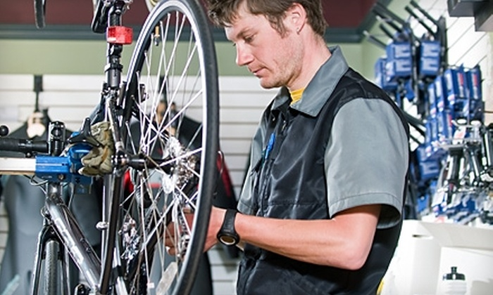 East Coast Alpine - Multiple Locations: $30 for a Bike Tune-up at East Coast Alpine ($60 Value)
