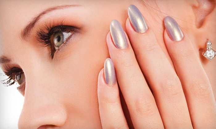 Arizona Spa - New Berlin: $25 for a Shellac Manicure at Arizona Spa in New Berlin ($50 Value)