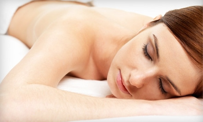 Uzima Springs Massage & Wellness - Knightdale: $55 for a 90-Minute Swedish or Deep-Tissue Massage at Uzima Springs Massage & Wellness in Knightdale ($110 Value)