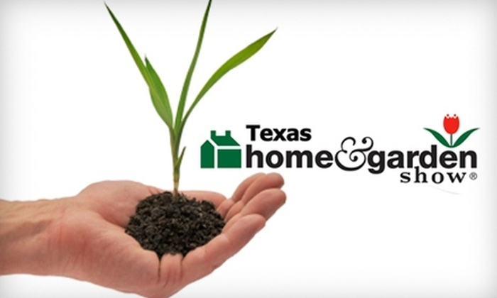 All Texas Garden Show - Arlington: $10 for Two One-Day Admissions to the All Texas Garden Show on February 25–27 (Up to $18 Value)