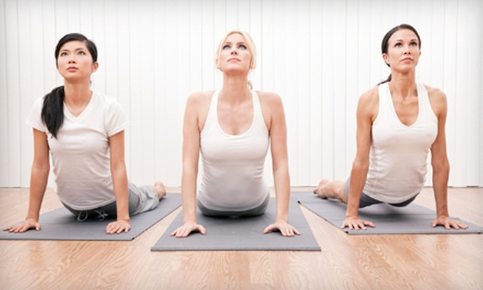 Prism Wellness - St. James: Ten Yoga, Hot Yoga, Glowga, or Pilates Classes at Prism Wellness in St. James (Up to 66% Off)