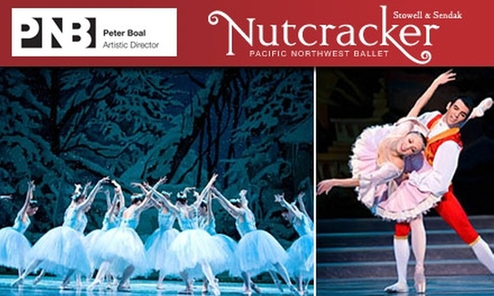 Pacific Northwest Ballet - Lower Queen Anne: $43 for an Orchestra Ticket to 'Nutcracker' at Pacific Northwest Ballet ($84 Value). Buy Here for Tuesday, December 15, at 7:30 p.m. Click Below for Additional Dates and Times.