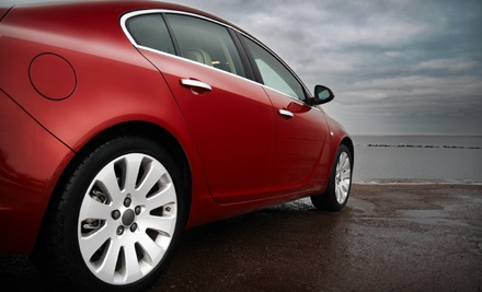 1 Double Wash and Blue Coral Wax (a $27 value) - Major League Auto Spa in Naperville