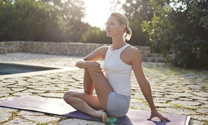 YogaDownload.com: 3- or 12-Month Membership with Unlimited Online Classes from Yoga Download (Up to 67% Off)