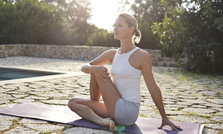 3- or 12-Month Membership with Unlimited Online Classes from YogaDownload.com (Up to 67% Off)