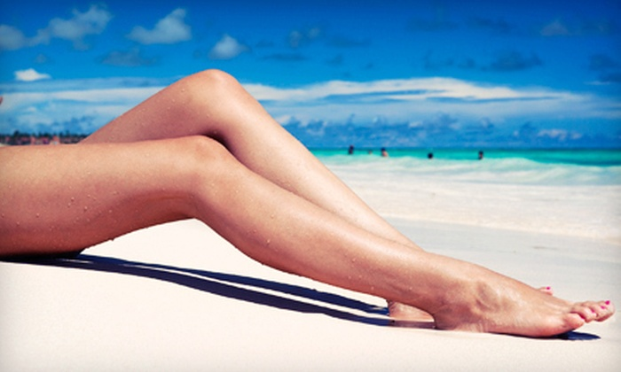 DKM Skincare - Multiple Locations: $99 for Two Spider-Vein-Removal Injections at DKM Skincare ($700 Value)