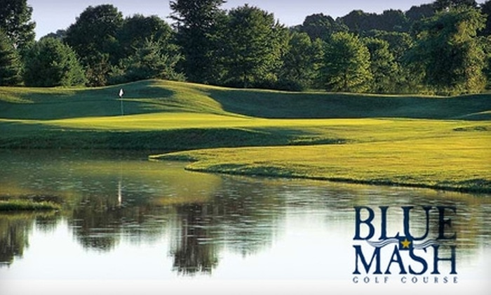 Blue Mash Golf Course - 1: $45 for 18 Holes of Golf for One Player and Golf-Cart Rental at Blue Mash Golf Course
