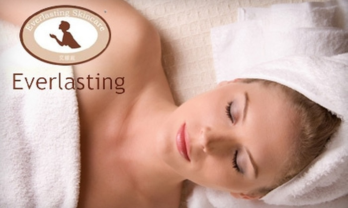 Everlasting Spa - Cherry Hill: $89 for 60-Minute Swedish Massage, Signature Facial, and Pedicure at Everlasting Spa ($187 Value)