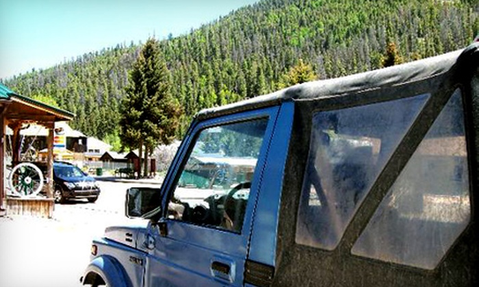 New Mexico Adventure Co. - Red River: Jeep Adventure from New Mexico Adventure Co.