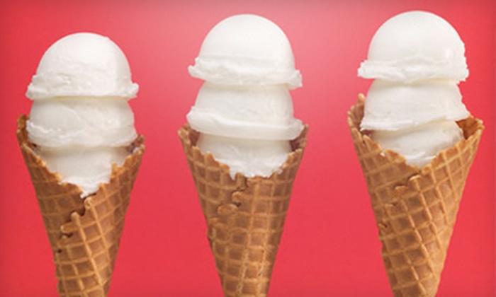 Sheridan's Frozen Custard - Tucker: $10 for Four Frozen Treats at Sheridan's Frozen Custard in Tucker ($20 Value)
