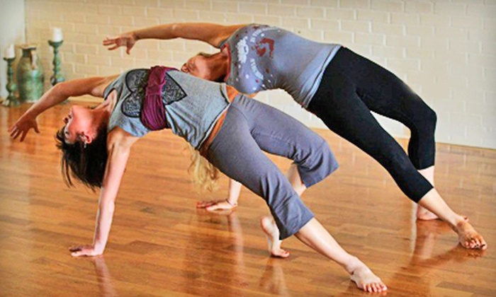 Barefoot Studio - Hillcrest,North Oaks: $20 for Five 90-Minute Yoga Classes at Barefoot Studio ($60 Value)