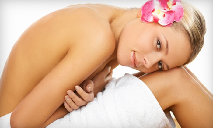 Seasons Light Therapy (Autumn Hess) - Carmel: $80 for Two Full-Body Skin-Rejuvenation Treatments from Autumn Hess at Seasons Light Therapy in Carmel ($300 Value)