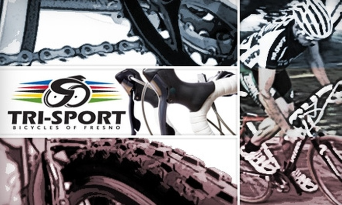 Tri-Sport Bicycles - Woodward Park: $22 for a Bike Tune-Up at Tri-Sport Bicycles ($45 Value)