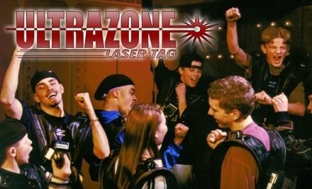 Ultrazone - Ultrazone in Madison