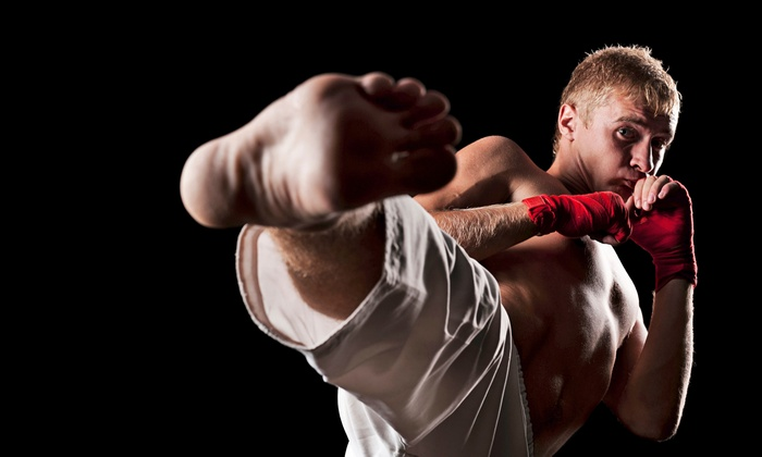 Evolve Martial Arts and Fitness - Evolve Martial Arts and Fitness: One or Two Months of  Krav Maga or Kickboxing Classes at  Evolve Martial Arts and Fitness (Up to 75% Off)