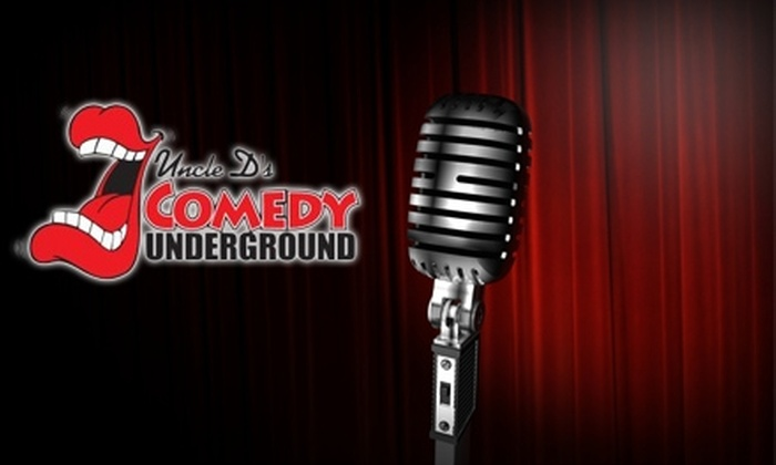 Bluz at the Bend and Uncle D's Comedy Underground - Bemiss: $10 for Two Tickets to a Friday- or Saturday-Night Comedy Show at Uncle D's Comedy Underground (Up to $24 Value)