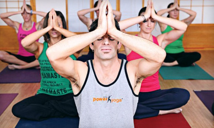 Arizona Power Yoga - Marana: 5,10, or 20 Yoga Classes at Arizona Power Yoga (Up to 70% Off)