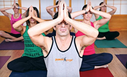 Punch Card for 5 Yoga Classes (a $75 value) - Arizona Power Yoga in Tucson
