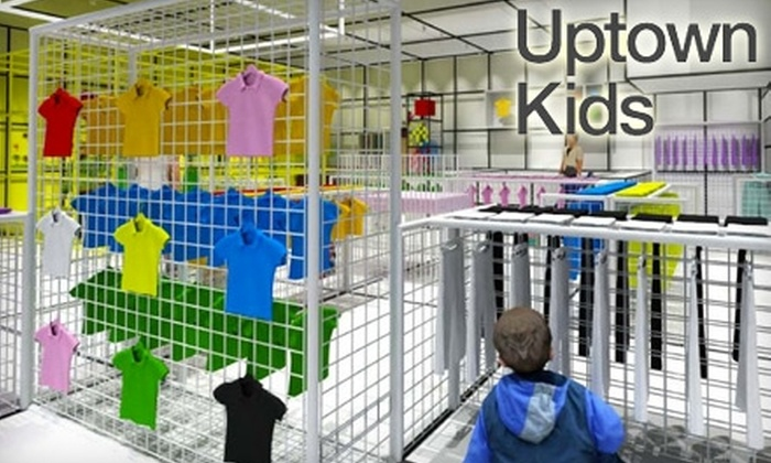 Uptown Kids - Central Oklahoma City: $30 for $60 Worth of Children's Apparel at Uptown Kids