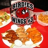 $10 for Wings and More at Birdies Wings in Hiram