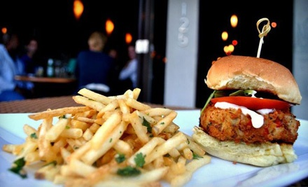 $34 Groupon for Upscale Pub Fare for Two or More Diners - Gratify American Gastro Pub in West Palm Beach