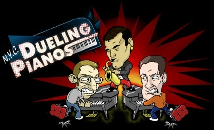 The Midtown Theatre @ HA! Comedy Club: 1 Ticket to NYC Dueling Piano Show - NYC Dueling Pianos in New York