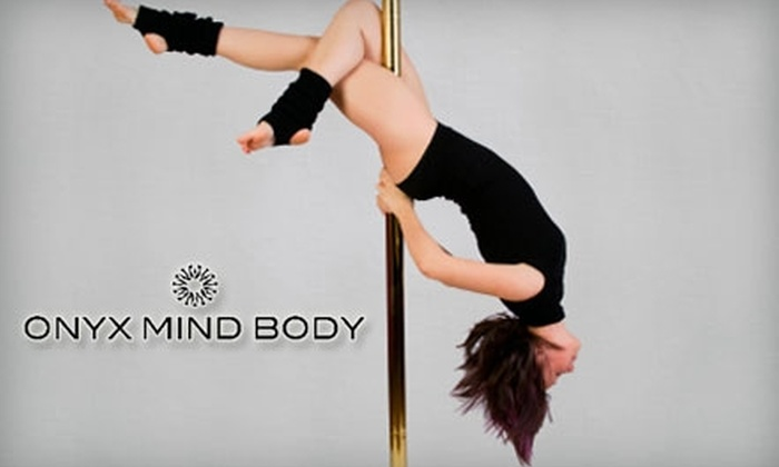 Onyx Mind Body - Warren: $24 for Two One-Hour Foundation Pole Dancing Classes at Onyx Mind Body in Warren