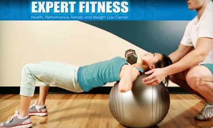 Expert Fitness - Westfield: $49 for 3-Month Unlimited Membership to Expert Fitness ($204 Value)