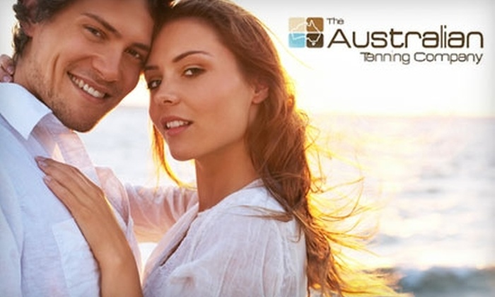 The Australian Tanning Company - Multiple Locations: $25 for a 30-Day Guest Pass at The Australian Tanning Company ($165 Value)