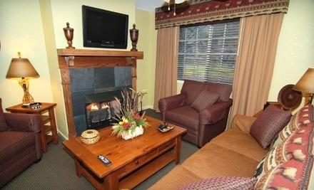 Blue Ridge Village: 3-Night Stay in a 1-Bedroom Villa - Festiva Resorts in Banner Elk