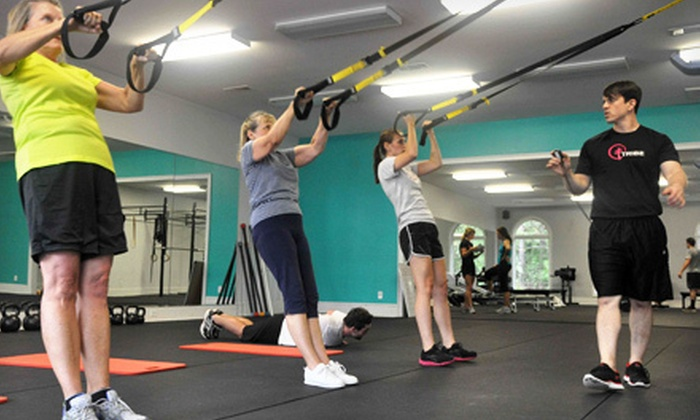 Tribe Fitness - Watkinsville: One or Two Months of Unlimited Fitness Classes with Personal-Training Sessions at Tribe Fitness (Up to 85% Off)