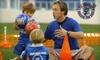 Sports Center 481 - De Witt: $10 for a Lil' Kickers Soccer Class and a T-Shirt at Sport Center 481