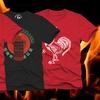 Sriracha-Themed Men's T-shirts