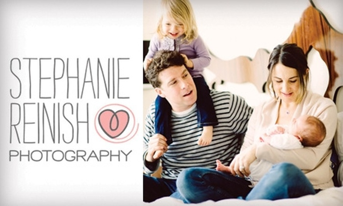 "Stephanie Reinish Photography - Central Park: $65 for a 45-Minute, On-Location Portrait Sitting Plus One 11""x14"" Print and a 10-Image Slideshow from Stephanie Reinish Photography ($320 Value)"