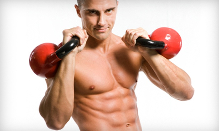 Pure Workout - Murray: $79 for a Four-Week Body Camp Including Functional Movement Assessment at Pure Workout in Murray ($249 Value)