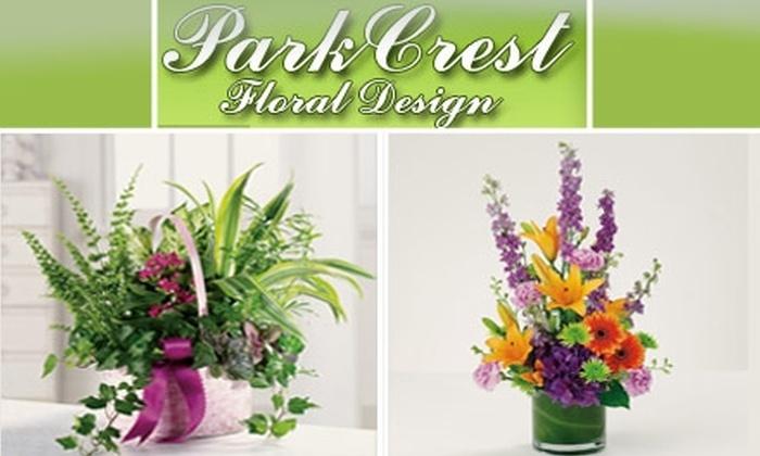 ParkCrest Floral Design  - Highland Park West: $25 for $50 Worth of Flowers from ParkCrest Floral Design