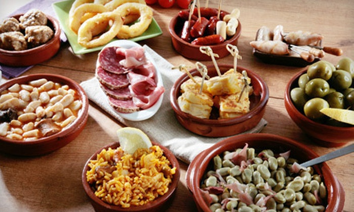 ¡Toro! Tapas Bar - Bryant: $20 for $40 Worth of Fusion Tapas and Drinks at ¡Toro! Tapas Bar