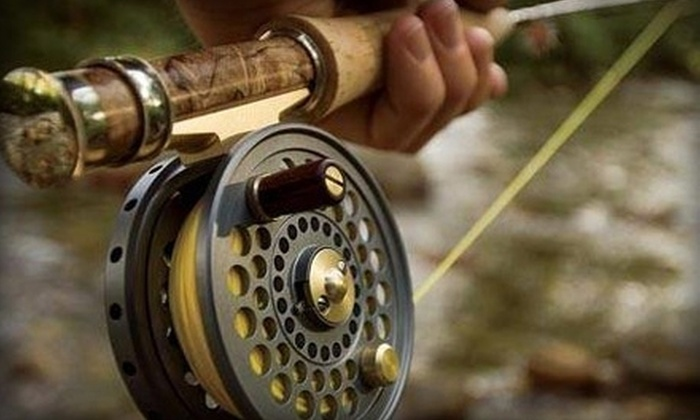 Alaska Half Price - Anchorage: $200 for a Salmon-Fishing Trip for Two from Alaska Half Price ($400 Value)