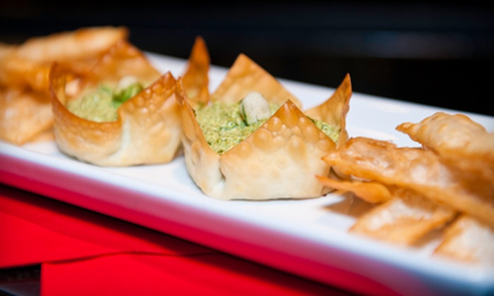 Infusion Lounge - Cahuenga Pass,Hollywood Hills,Hollywood Hills West,Media District: $25 for $50 Worth of Asian-Fusion Appetizers and Drinks at Infusion Lounge in Universal City