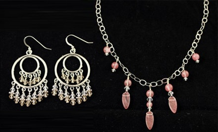 $45 Worth of Jewelry and Jewelry-Making Supplies - Twisted Jeweler in Fayetteville